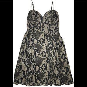 *like new* Parker silk dress
